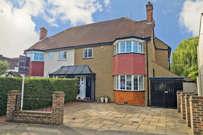 Thumbnail Semi-detached house for sale in Morford Way, Ruislip