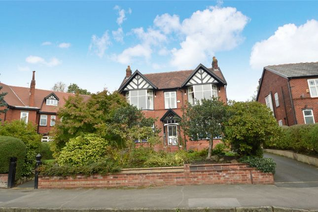 Thumbnail Detached house for sale in Devonshire Park Road, Davenport Park, Stockport, Cheshire