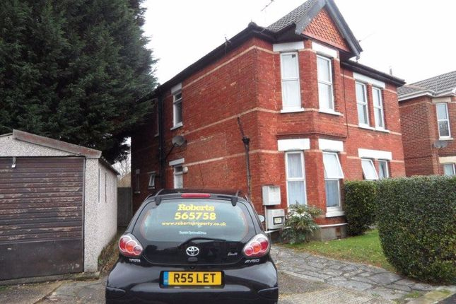 Thumbnail Property to rent in Heron Court Road, Winton, Bournemouth