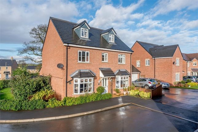 Thumbnail Detached house for sale in Hough Way, Shifnal, Shropshire