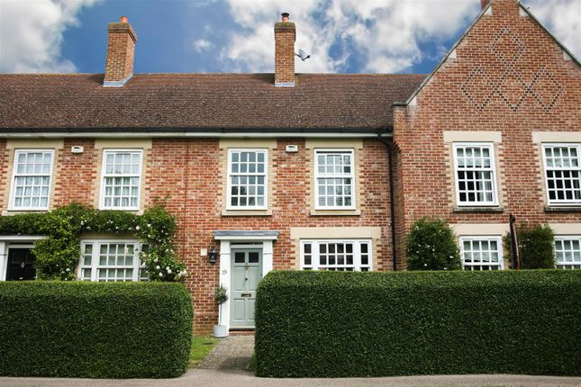 Thumbnail Terraced house for sale in St. Audrys Park Road, Melton, Woodbridge