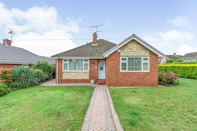 Thumbnail Detached bungalow for sale in Lime Tree Crescent, Bawtry, Doncaster