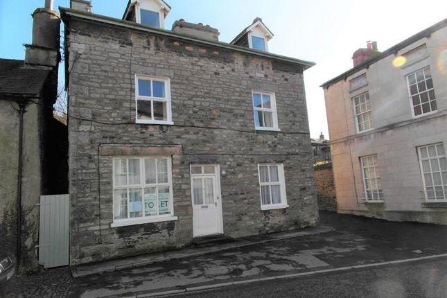 Thumbnail Flat to rent in Main Street, Burton, Carnforth