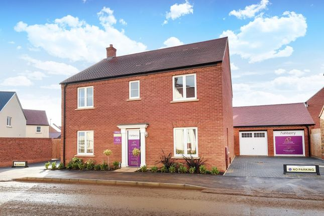 Thumbnail Detached house for sale in Cherry Fields, Banbury
