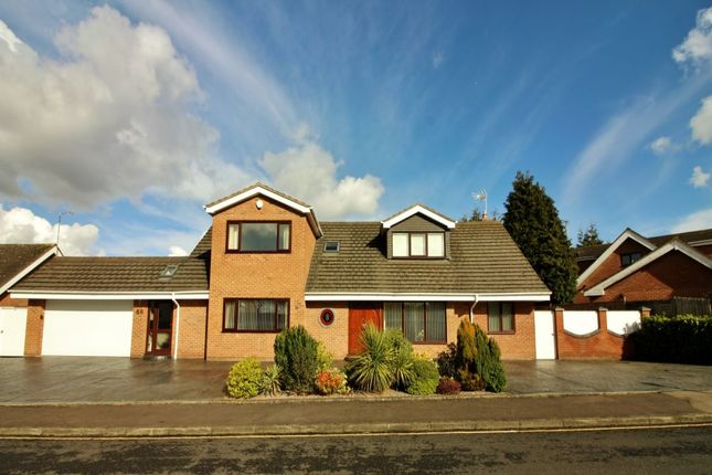 Thumbnail Detached house for sale in The Shrubberies, Coventry