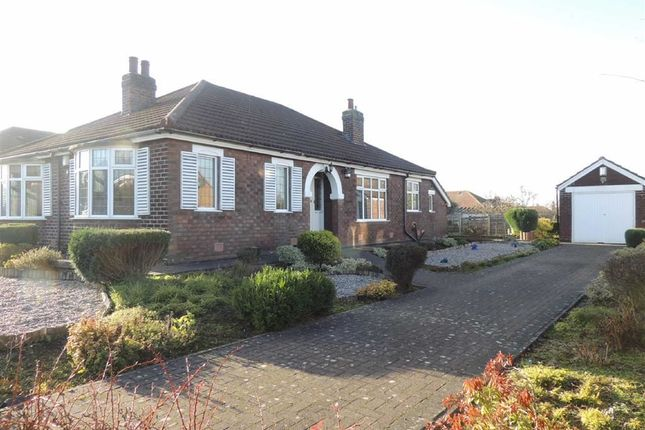 Thumbnail Detached bungalow for sale in Marina Drive, Marple, Stockport