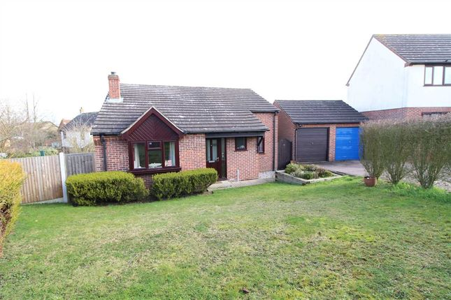 Thumbnail Bungalow for sale in Bullfinch Close, Colchester