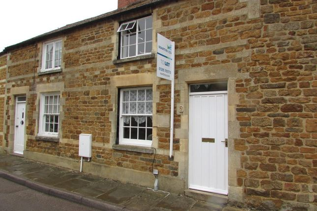Thumbnail Terraced house to rent in Kings Road, Bloxham, Banbury