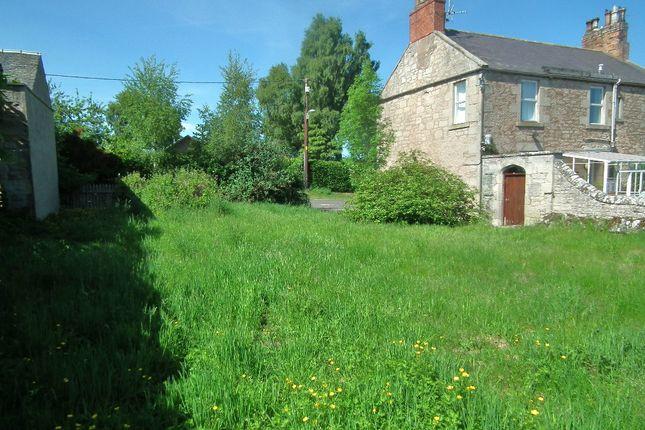Thumbnail Land for sale in Main Street, Gavinton, Duns
