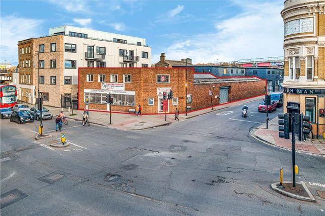 Thumbnail Land for sale in 219-223 Coldharbour Lane, Brixton, London