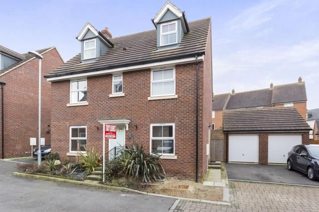 Thumbnail Detached house for sale in Mona Avenue Kingsway, Quedgeley, Gloucester, Gloucestershire