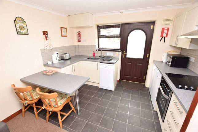 Dining Area of Poughill, Bude EX23