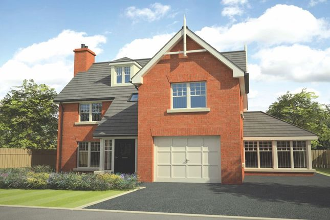 Thumbnail Detached house for sale in Cottars Chase, Ballinderry Road, Lisburn