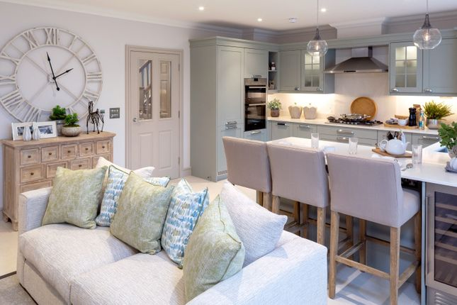 Thumbnail Semi-detached house for sale in Pangbourne Hill, Pangbourne