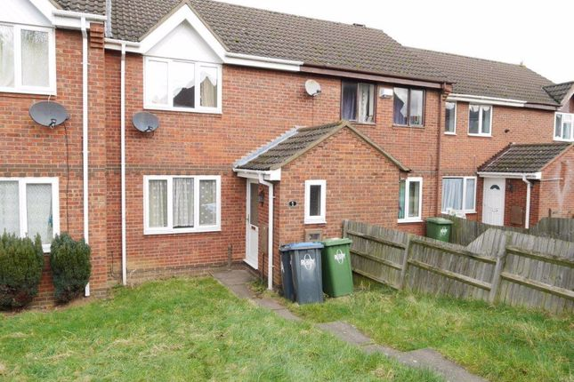 Thumbnail Terraced house to rent in Mellish Road, Rugby