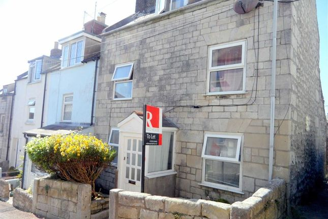 Thumbnail Cottage to rent in Artist Row, Portland, Dorset