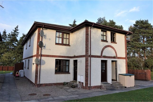 Thumbnail Flat for sale in Towerhill Crescent, Inverness