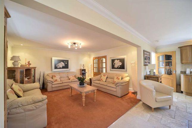 Lounge of Ash Lane, Collingtree, Northampton NN4