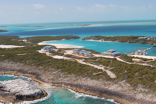 Land for sale in Cave Cay, Exuma Cays, The Bahamas