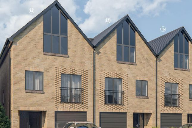 Terraced house for sale in Cinders Lane, Yapton