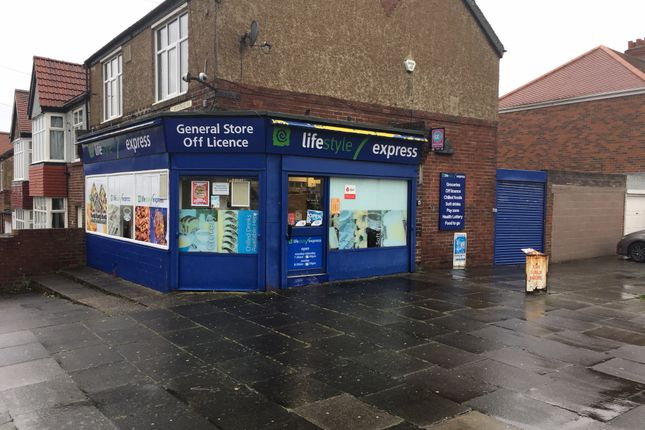 Thumbnail Retail premises to let in Earsdon Road, Whitley Bay
