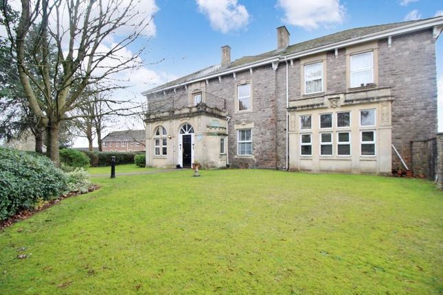 Thumbnail Flat for sale in Larkfield House, Larkfield Park, Chepstow