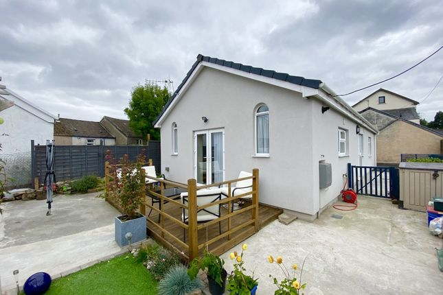 Thumbnail Detached bungalow for sale in Ty Olaf, Alma Street, Aberdare, Mid Glamorgan