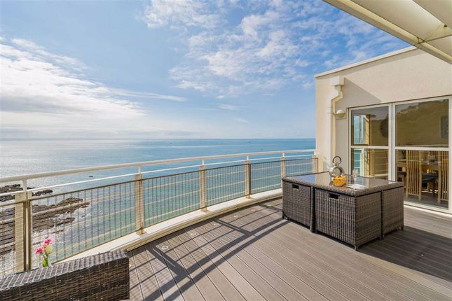 Thumbnail Flat for sale in The Osborne, Rotherslade, Swansea