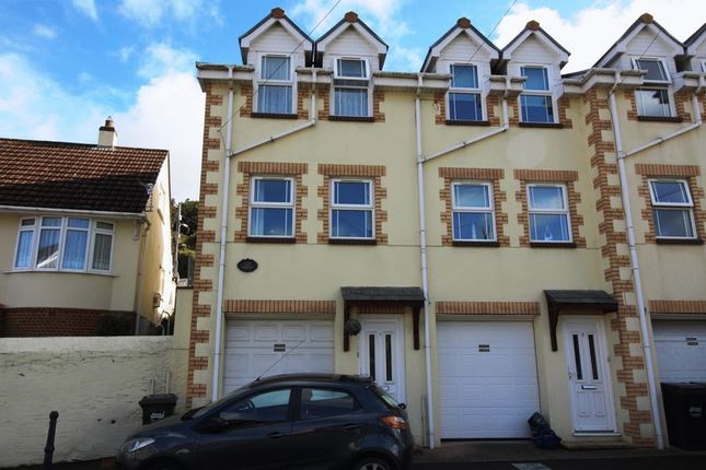 Thumbnail Town house for sale in High Street, Combe Martin, Ilfracombe