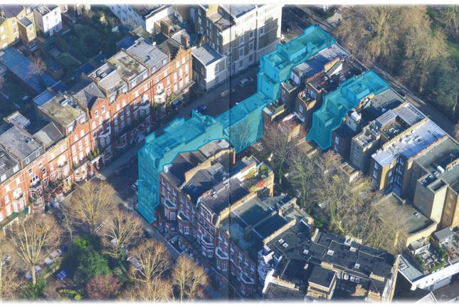 Thumbnail Block of flats for sale in Barkston Gardens, Earls Court
