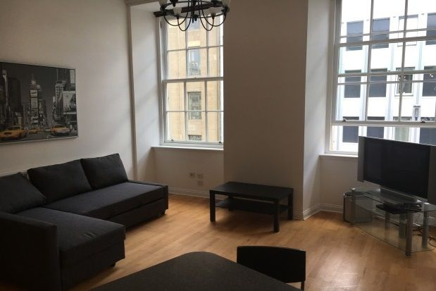 Thumbnail Flat to rent in Queen Street, City Centre