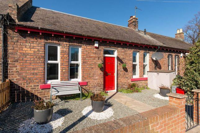 Thumbnail Terraced bungalow for sale in St Davids, Newtongrange