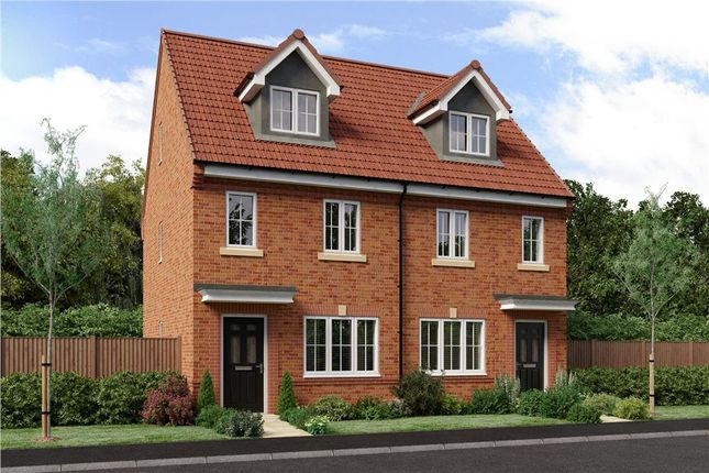 """Thumbnail Mews house for sale in """"Tolkien"""" at Joe Lane, Catterall, Preston"""