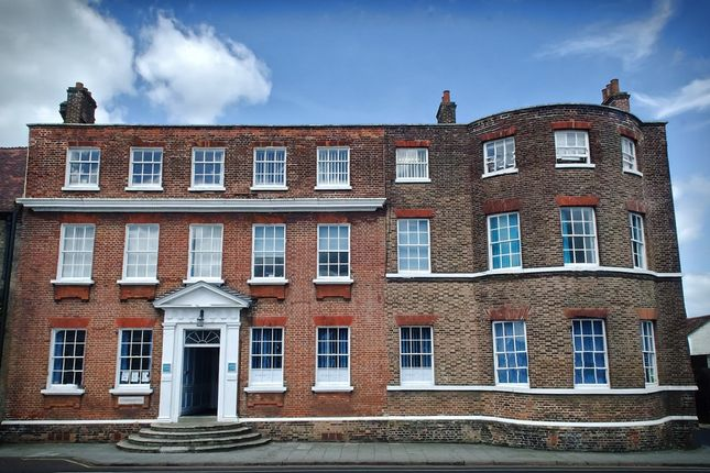 Office to let in Tuesday Market Place, King's Lynn