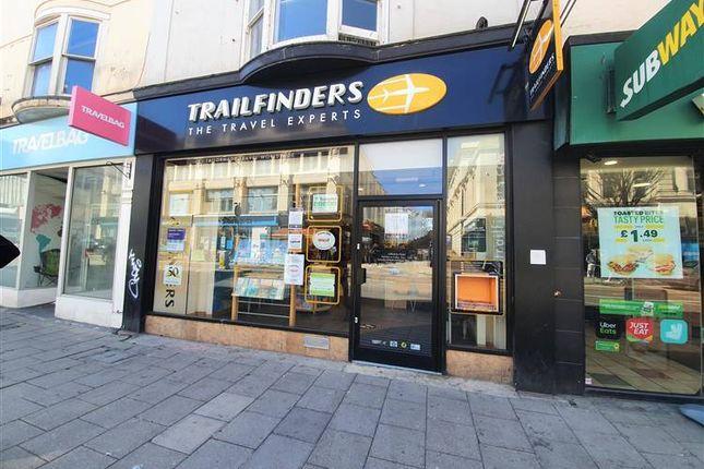 Thumbnail Retail premises to let in Western Road, Brighton