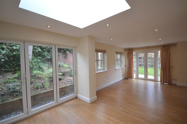 Thumbnail Semi-detached house to rent in Berridge Mews, West Hampstead
