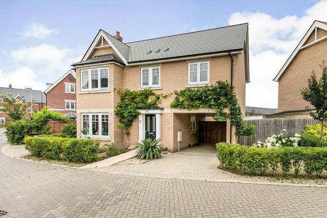 Thumbnail Detached house for sale in Cansend Road, Colchester
