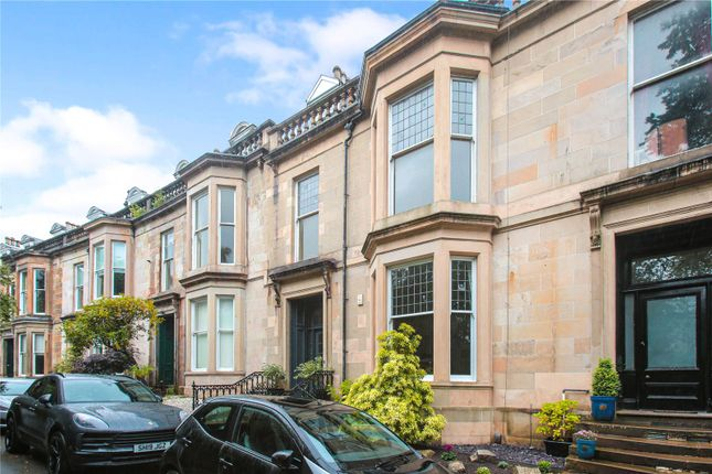Thumbnail Flat for sale in 0/1, Kirklee Circus, Glasgow