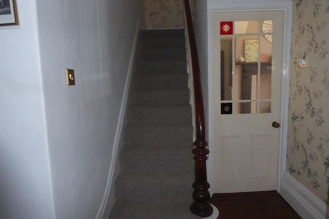 Staircase of Princes Avenue, Grimsby DN31