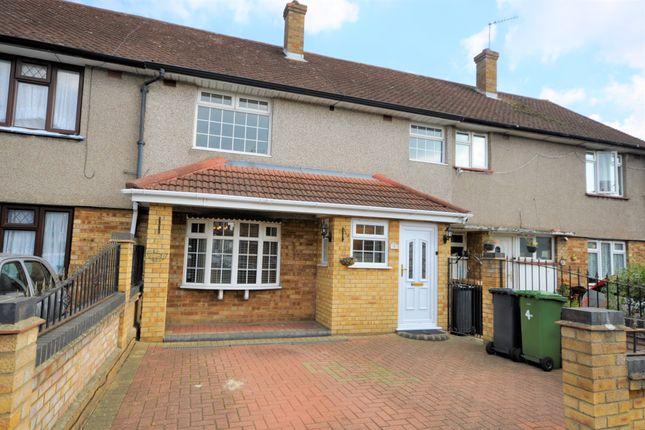 Thumbnail Terraced house to rent in Muggeridge Road, Dagenham