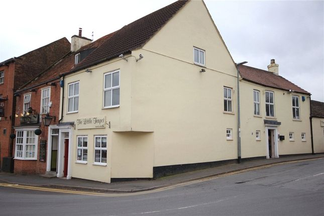 Thumbnail Flat to rent in High Street, Laceby