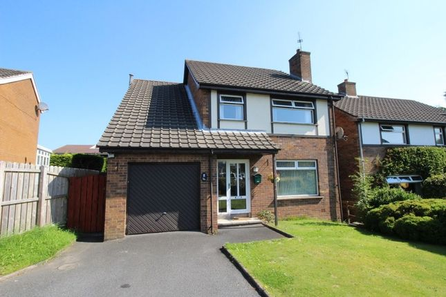 Thumbnail Detached house for sale in Ashdale Crescent, Bangor