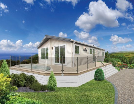 Thumbnail Detached bungalow for sale in Dawlish Sands Park, Week Lane, Dawlish Warren, Dawlish