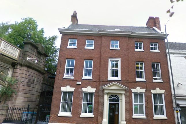 Office to let in Friar Gate, Derby