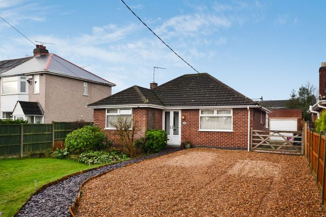 Thumbnail Detached bungalow for sale in Hockley Lane, Eastern Green, Coventry
