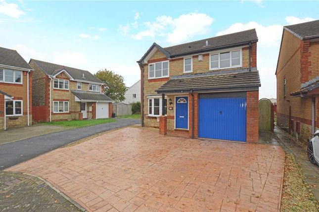 Thumbnail Detached house for sale in Clover Walk, Latchbrook, Saltash, Cornwall