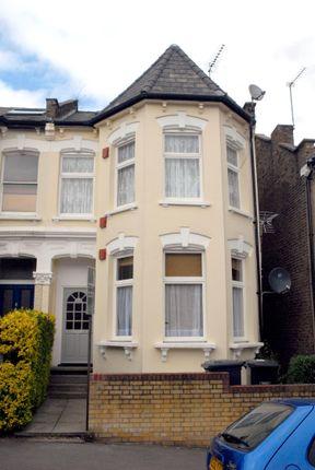 Thumbnail Flat to rent in Burgoyne Road, London