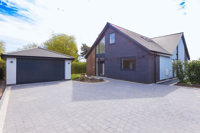 Thumbnail Detached house for sale in Southport Road, Leyland