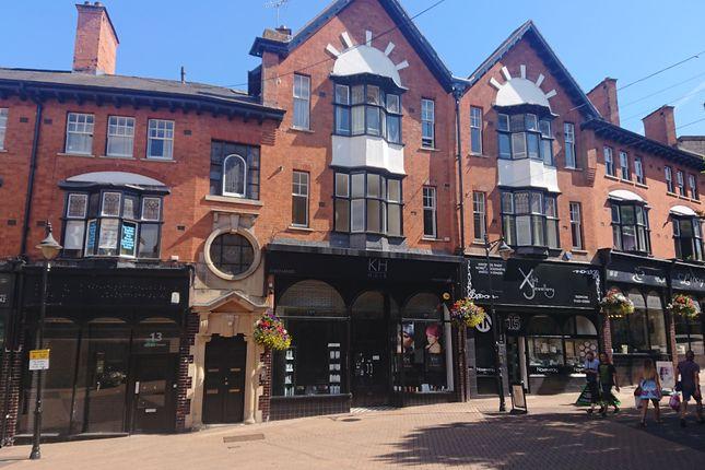 Thumbnail Flat to rent in Market Street Mansfield, Nottingham