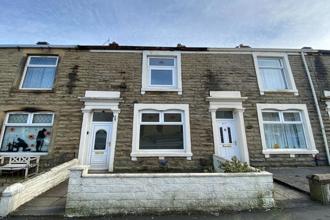 Thumbnail Terraced house to rent in Roe Greave Road, Oswaldtwistle, Accrington